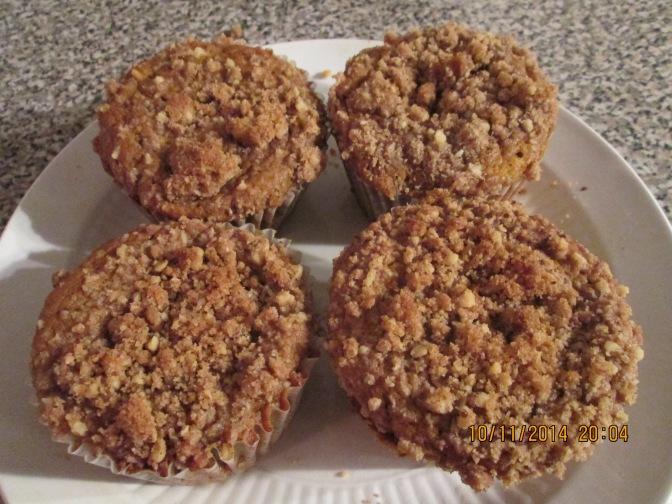 Pumpkin Muffins That Beat Dunkin's!